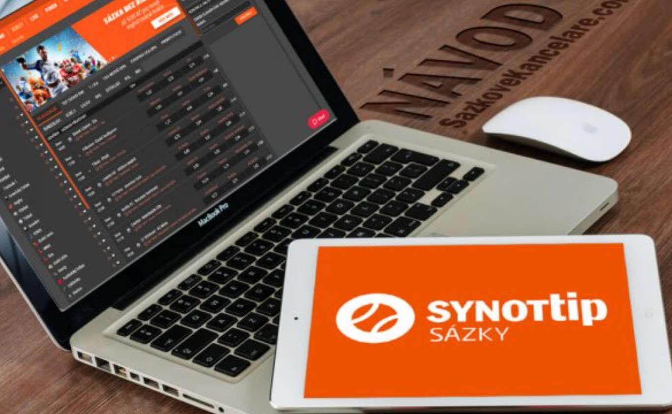 SynotTip Sport качественное приложение для мобильного